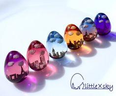 Resins Eggs  ❤
