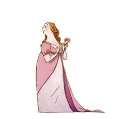 Uwe Heidschötter — Robin Hood, Maid Marion, Little John, Tuck, Prince. Character Design Animation, Character Design References, Character Drawing, Character Concept, Concept Art, Princesas Disney, Character Design Inspiration, Pretty Art, Art Reference
