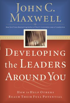 """""""The greatest leadership principle that I have ever learned in over twenty-five years of leadership,"""" says Maxwell, """"is that those closest to the leader will determine the success level of that leader."""" It's not enough for a leader to have vision, energy, drive, and conviction. If you want to see your dream come to fruition, you must learn how to develop the leaders around you. Whether you're the leader of a non-profit organization,"""