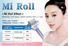 Only Medical 온리메디칼: Only Medical Beauty Equipment - MTS Roller Mi Roll...