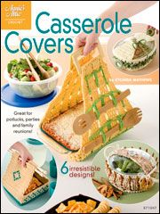 crochet casserole covers