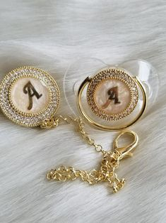 Our Baby Initial Glam Pearl Pacifier is a wonderful gift for a newborn. Create your own unique personalized gift that you will love & cherish. Baby Bling, Camo Baby, Bling Bling, Baby Care Tips, Baby Supplies, After Baby, Baby Arrival, Pregnant Mom, Baby Hacks