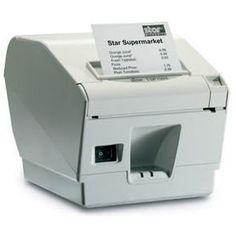 Star Micronics TSP700II TSP743IIC GRY POS Thermal Label Printer #39442210