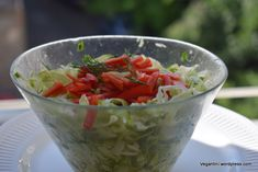 7 salate delicioase cu varza. Salate vegane pentru slabit sanatos – Jurnal optimist de parenting neconditionat Healthy Salad Recipes, Good Food, Ethnic Recipes, Parenting, Eat, Salads, Healthy Food, Childcare, Yummy Food