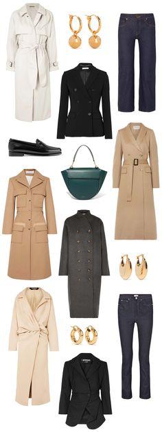 Keep it Chic — Edited by Preston Davis Capsule Wardrobe Work, Wardrobe Staples, Androgynous Fashion, Minimalist Fashion, Personal Style, Autumn Fashion, My Style, Classic Style, Classic Wardrobe