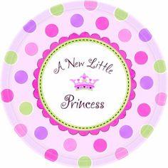 Little Princess Party Supplies #partysupplies