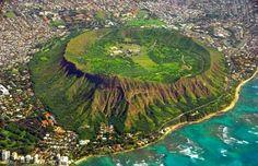Diamond Head (Oahu, HI)...I want to hike this one day :)