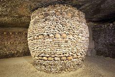 Top 10 Famous Places To Visit in Paris During Maison et Objet | The Catacombs of Paris | www.bocadolobo.com