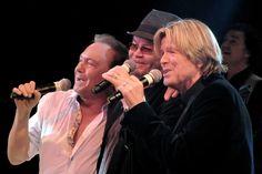 David Cassidy, Micky Dolenz & Peter Noone