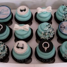 Tiffany's.....loving the one with the bow!