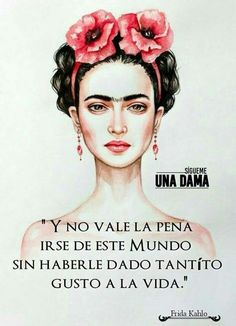 Shared by Sheyla_ni. Find images and videos about phrases, cite and frida kahlo on We Heart It - the app to get lost in what you love. Diego Rivera, Favorite Quotes, Best Quotes, Love Quotes, Badass Quotes, Famous Quotes, Picture Quotes, Citations Frida, Motivational Phrases