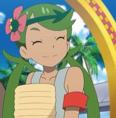 Pokemon Mallow, Girl G, Pokemon Sun, Sun Moon, Ash, Bakery, Fan Art, Games, Random