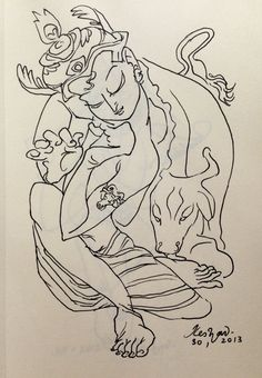 Krishna for today. New Forever series.