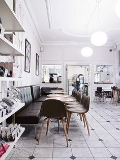 Cafe society fika: Emmerys, Copenhagen