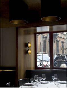 WAN INTERIORS Restaurants, PIER LUIGI RESTAURANT