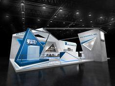 Exhibition Stall Design, Exhibition Display, Exhibition Space, Exhibit Design, Trade Show Booth Design, Stand Design, Counter Design, Architecture Art, Behance