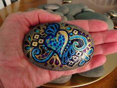 Painted Rock / Gypsy Heart
