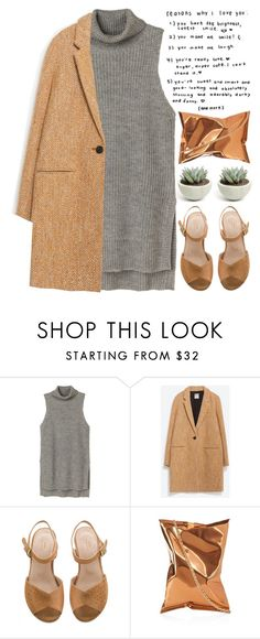 """""""reasons why i love you"""" by evangeline-lily ❤ liked on Polyvore featuring Monki, Zara, Anya Hindmarch, zara, apc and spring2016"""