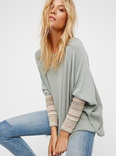 Rockland Swit Top from Free People!