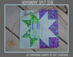 split star block