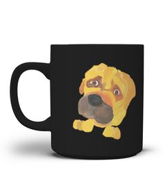 # Cool Artistic Bull Mastiff Dog Watercolor Mug .  **We Ship Worldwide!**Only available for a LIMITED TIME, so get yours TODAY! Printed in the U.S.A. If you buy 2 or more you will save on shipping!Available in different styles and colors.*Satisfaction Guaranteed + Safe and Secure Checkout via PayPal/Visa/Mastercard*Click the Green Button below and select your size and style from the drop-down menu and reserve yours before we sell out!