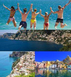 Sailing Tour - Amalfi Coast & Gulf of Naples. Rent Our Yachts!  Web Site: www.amalfisails.com E-Mail: info@amalfisails.it