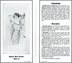 Spirella bust extender from http://commons.wikimedia.org/wiki/File:SpirellaAccessories1913page8_9.png