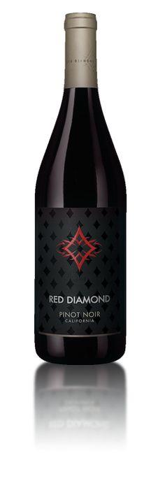 Red Diamond Wine   2011 Pinot Noir ..yummy.yummy.yummy.yummy