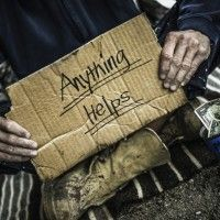 The Ontario Human Rights Code does not offer protection against discrimination on the basis of social condition Homeless People, Homeless Man, Helping The Homeless, Tears Of Sadness, Filthy Rich, Hidden Face, Talking To You, Kids, Reflection Art