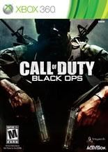 Call of Duty: Black Ops by Activision - XBOX 360  Mature 17+  Used - Excellent used condition. No manual, original case but no sleeve.  The biggest first-person action series of all time and the follow-up to last year's blockbuster Call of Duty: Mode...
