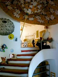 | ♕ |  Dali's House and Museum - Port Lligat near Cadaques  | by © Barcelona-tours
