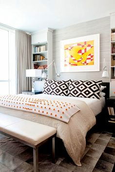 Home+Tour:+A+Modern+Small+Space+in+San+Francisco+via+@domainehome