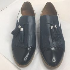 Vario Shoes | Vario Made In Italy Tri Color Brough Loafers | Poshmark Loafer Flats, Loafers, Black Toe, Slip On, Ootd, Cap, Italy, Heels, How To Make