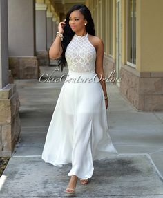 Chic Couture Online - Tiffany White Slit Luxe Maxi Skirt,  (http://www.chiccoutureonline.com/tiffany-white-slit-luxe-maxi-skirt/)