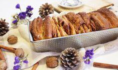 Pull apart bread: Slatki kruh s cimetom!
