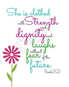 ❤❤❤ Bible Verse Art- Great for teen girl's room $4 | Bible: Bible Verse...