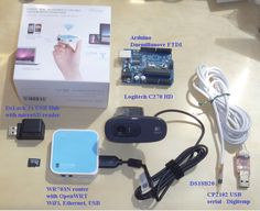 Smart Home Automation Webserver on OpenWRT Router Interfaced to Arduino, Compared to Raspberry Pi and Ubuntu Home Automation System, Smart Home Automation, Smart Home Security, Home Security Systems, Arduino Projects, Electronics Projects, Diy Projects, Raspberry Pi Projects, Usb