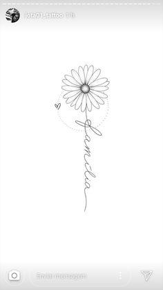 Tattoo Femeninos, M Tattoos, Mommy Tattoos, Anklet Tattoos, Line Tattoos, Future Tattoos, Black Tattoos, Body Art Tattoos, Tattoos For Women Small