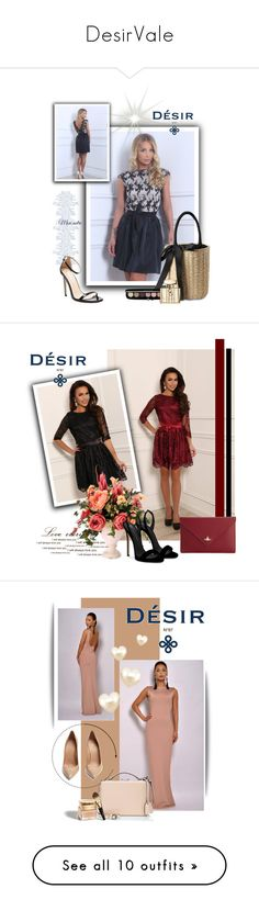 """DesirVale"" by marinadusanic ❤ liked on Polyvore featuring Marc Jacobs, Gucci, Giuseppe Zanotti, Vivienne Westwood, Yves Saint Laurent, Mark Cross, Christian Dior, Vince Camuto, Bastien and plus size dresses"