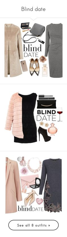 """""""Blind date"""" by sebi86 ❤ liked on Polyvore featuring Whistles, Helmut Lang, Jimmy Choo, Smashbox, Borghese, Dolce&Gabbana, Tory Burch, Incase, Accessorize and Carvela Kurt Geiger"""