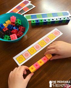 The Printable Princess: Back to School Games for Kindergarten