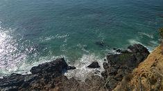 Ocean View, Pacific Ocean, Malibu, CA.