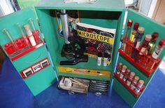 Gilbert Microscope Set 1940-1950