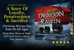 The Dragon And The Raven, audio drama about the Viking invasion of Britain
