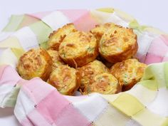 400 Calories or Less: Savory Breakfast Muffins