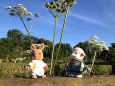 It's another beautiful day in Sylvania! #sylvanianfamilies #cute #animals