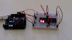 how to program a PIC or with Arduino UNO Diy Electronics, Electronics Projects, Pic Microcontroller, Simple Arduino Projects, Electric Circuit, Cheap Computers, Pi Projects, Home Automation, Radio Control