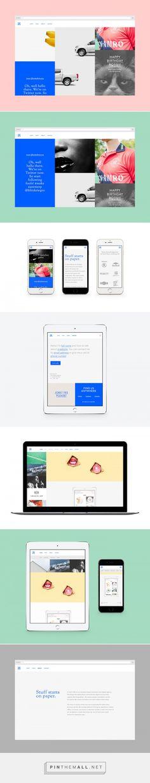Make Website  | Abduzeedo - created via https://pinthemall.net