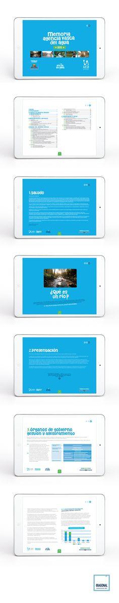 URA DA. GU GARA. 2014 - UR AGENTZIA Diseño Editorial y digital. Edición impresa. Edición online.
