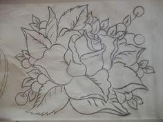 Arte * Vida: Rosa solitária!